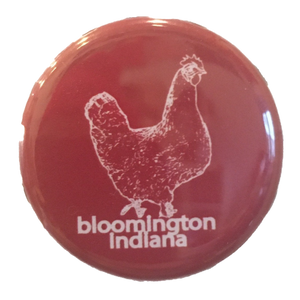 Bloomington chicken button