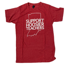 support hoosier teachers T-shirt