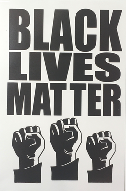 Black Lives Matter Print (100% of proceeds going to BLM B-TOWN)