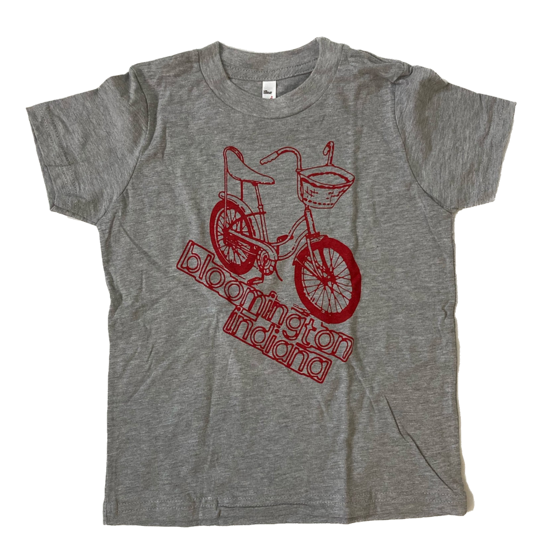 Bloomington Bicycle Youth T-shirt