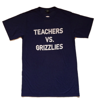 Teachers Vs. Grizzlies