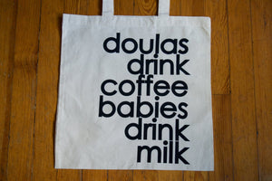 the doula tote