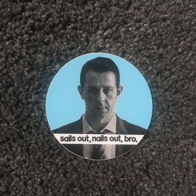 Kendall Roy Succession sticker