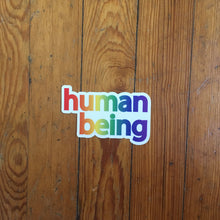 human being sticker