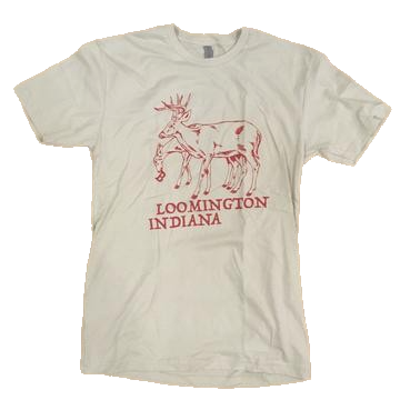 Bloomington Deer shirt