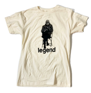 Legend Shirt - Bernie on Chair