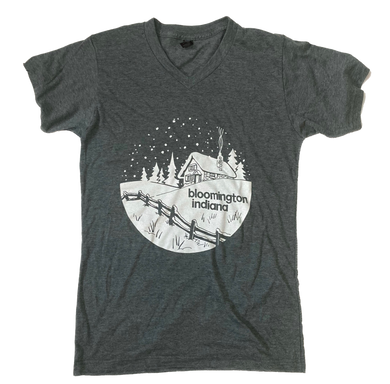 Bloomington Indiana Pastoral T-shirt
