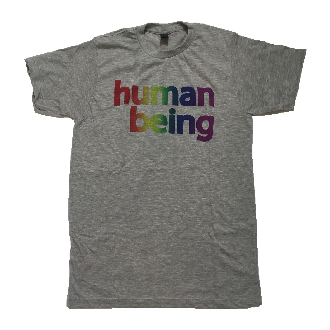 Human Being Pride T-shirt