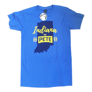 Indiana for Pete T-shirt