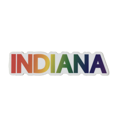 indiana pride sticker