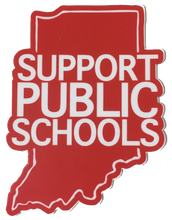 support public schools sticker