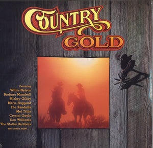 Various Artists Country Gold