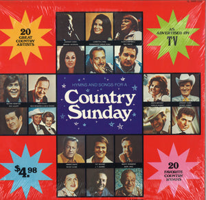 Various Artists Country Sunday