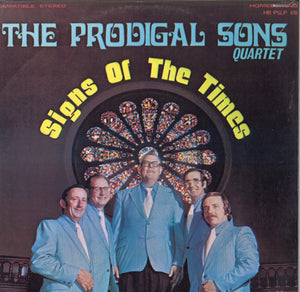 The Prodigal Sons Quartet Signs Of The Times
