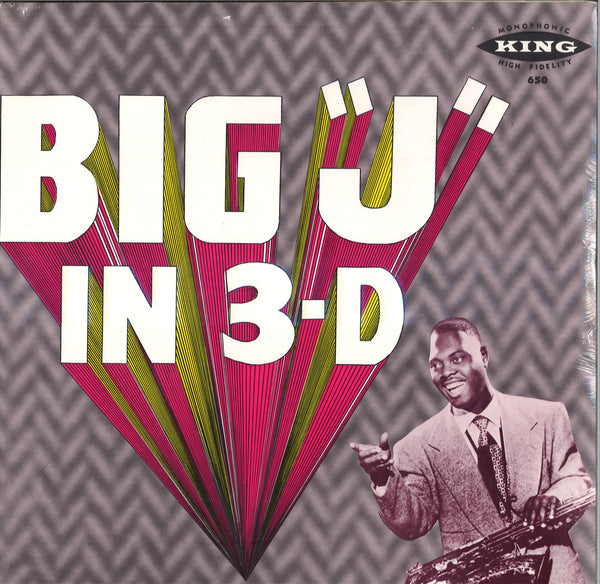 "Big Jay McNeely Big ""J"" In 3-D"