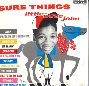 Little Willie John Sure Things