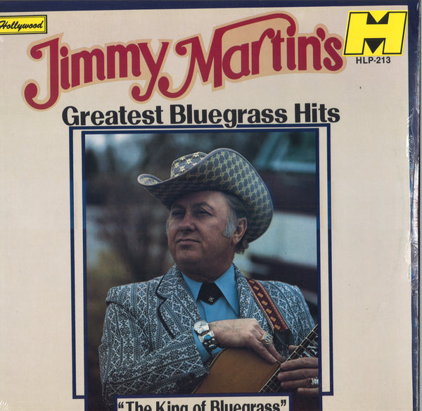 Jimmy Martin's Greatest Bluegrass Hits