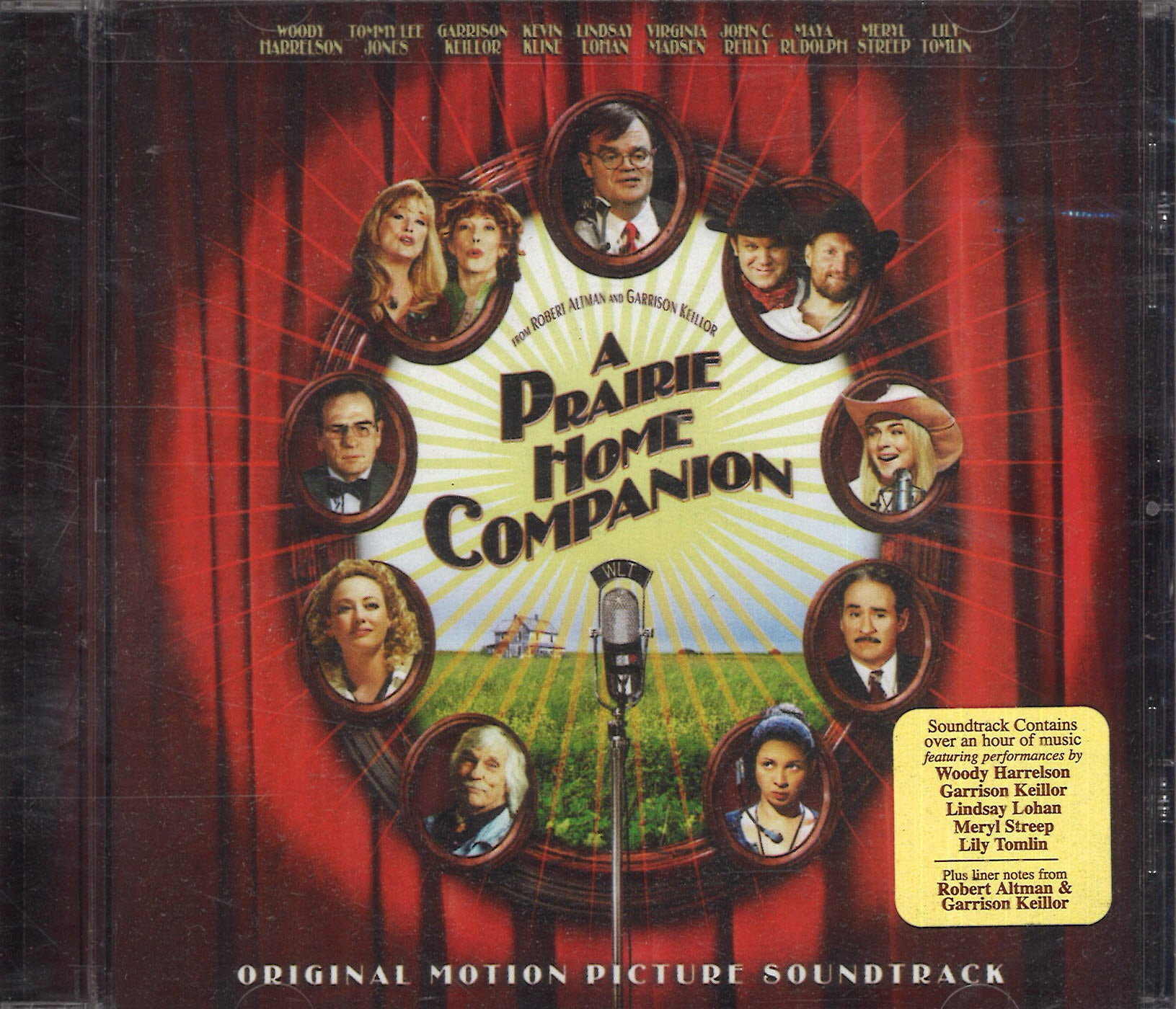 Various Artists A Prairie Home Companion Soundtrack