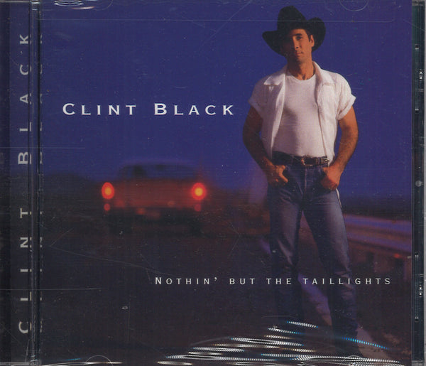 Clint Black Nothin' But The Taillights