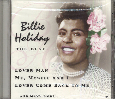 Billie Holiday The Best