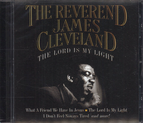 The Reverend Cleveland James The Lord Is My Light