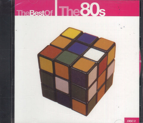 Various Artists Best Of The 80's - Disc 2