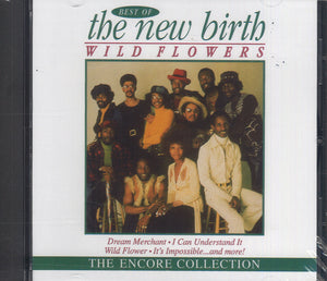 The New Birth Wild Flowers