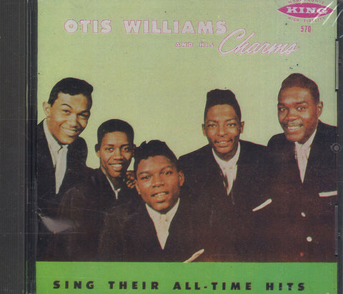 Otis Williams Sings Their All-Time Hits