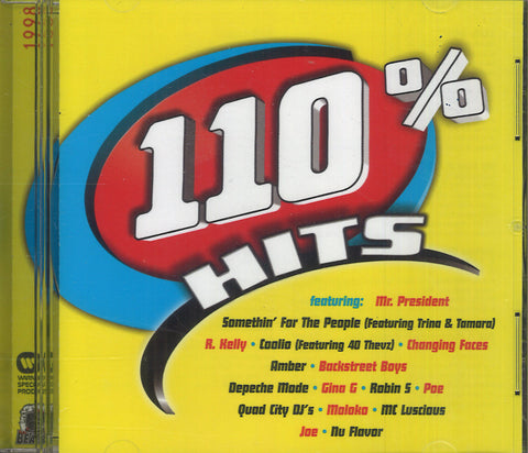 Various Artists 110% Hits
