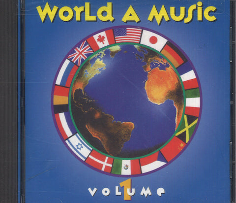Various Artists World A Music Volume 1