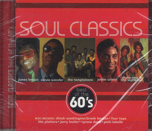 Various Artists Soul Classics: Best Of The 60's