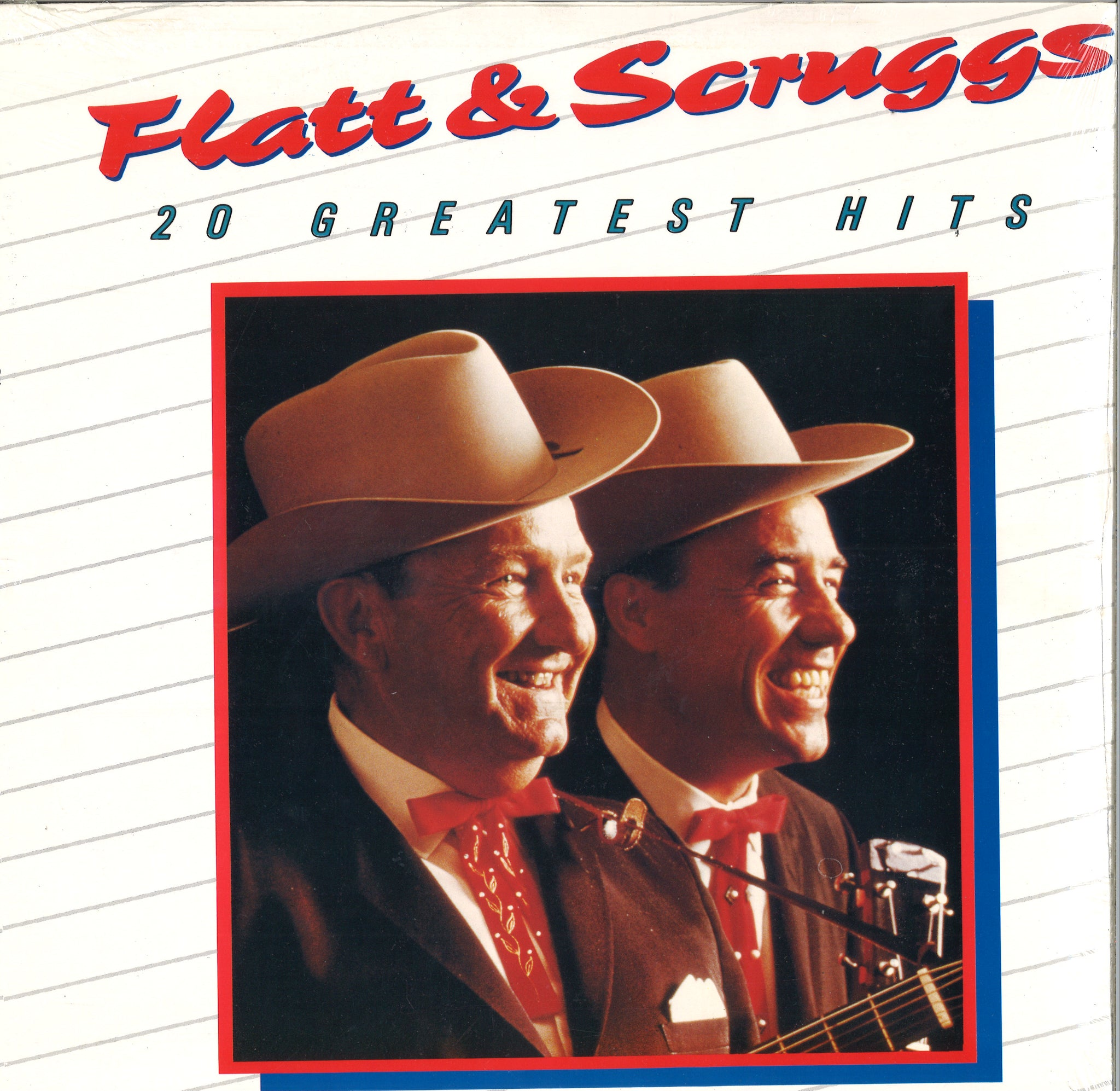 Flatt & Scruggs 20 Greatest Hits