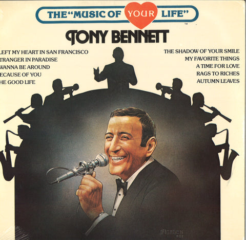 Tony Bennett The Music Of Your Life