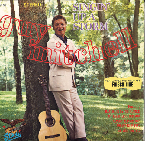 Guy Mitchell Singin' Up A Storm
