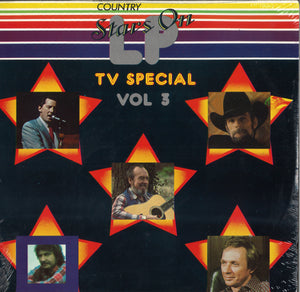Various Artists Country Stars On LP TV Special Vol 3