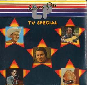 Various Artists Country Stars On LP TV Special