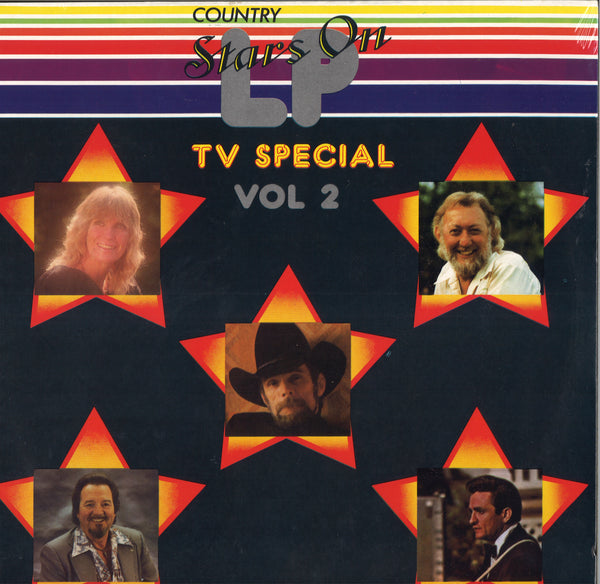 Various Artists Country Stars On LP TV Special Vol 2