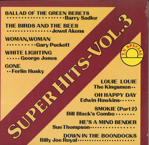 Various Artists Super Hits - Vol. 3