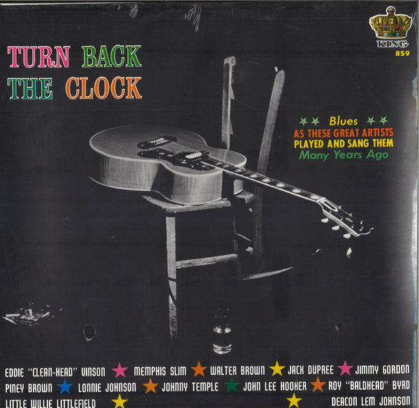 Various Artists Turn Back The Clock