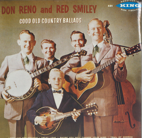 Reno & Smiley Good Old Country Ballads