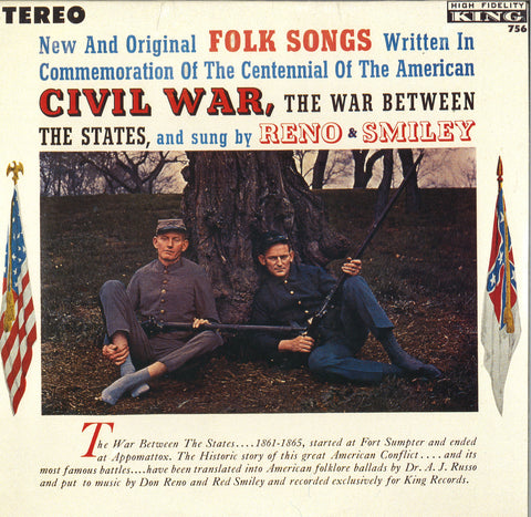 Reno & Smiley Folk Songs Of The Civil War