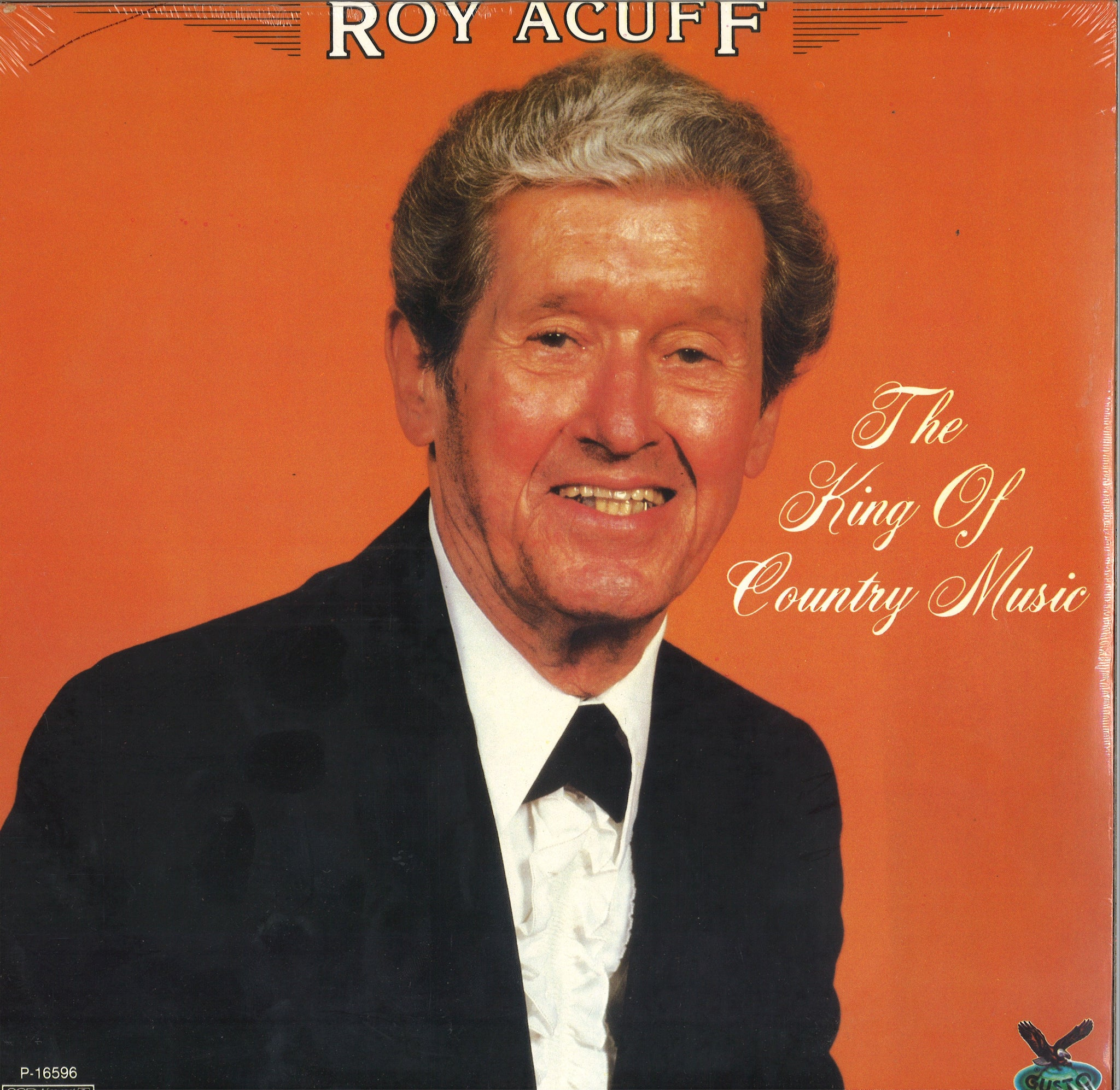 Roy Acuff King Of Country Music