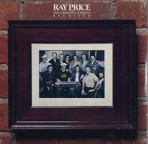 Ray Price And The Cherokee Cowboys Reunited