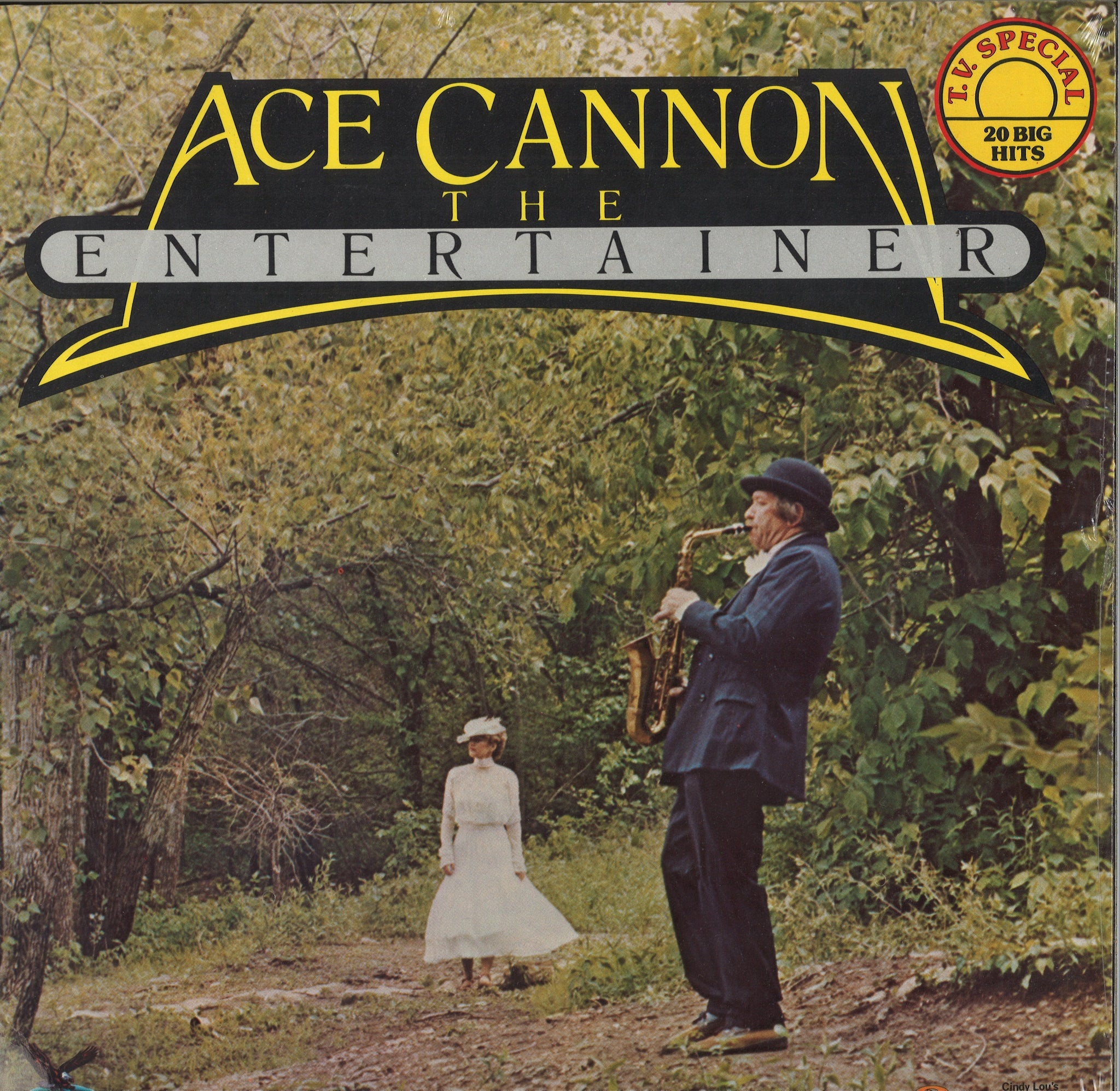 Ace Cannon The Entertainer