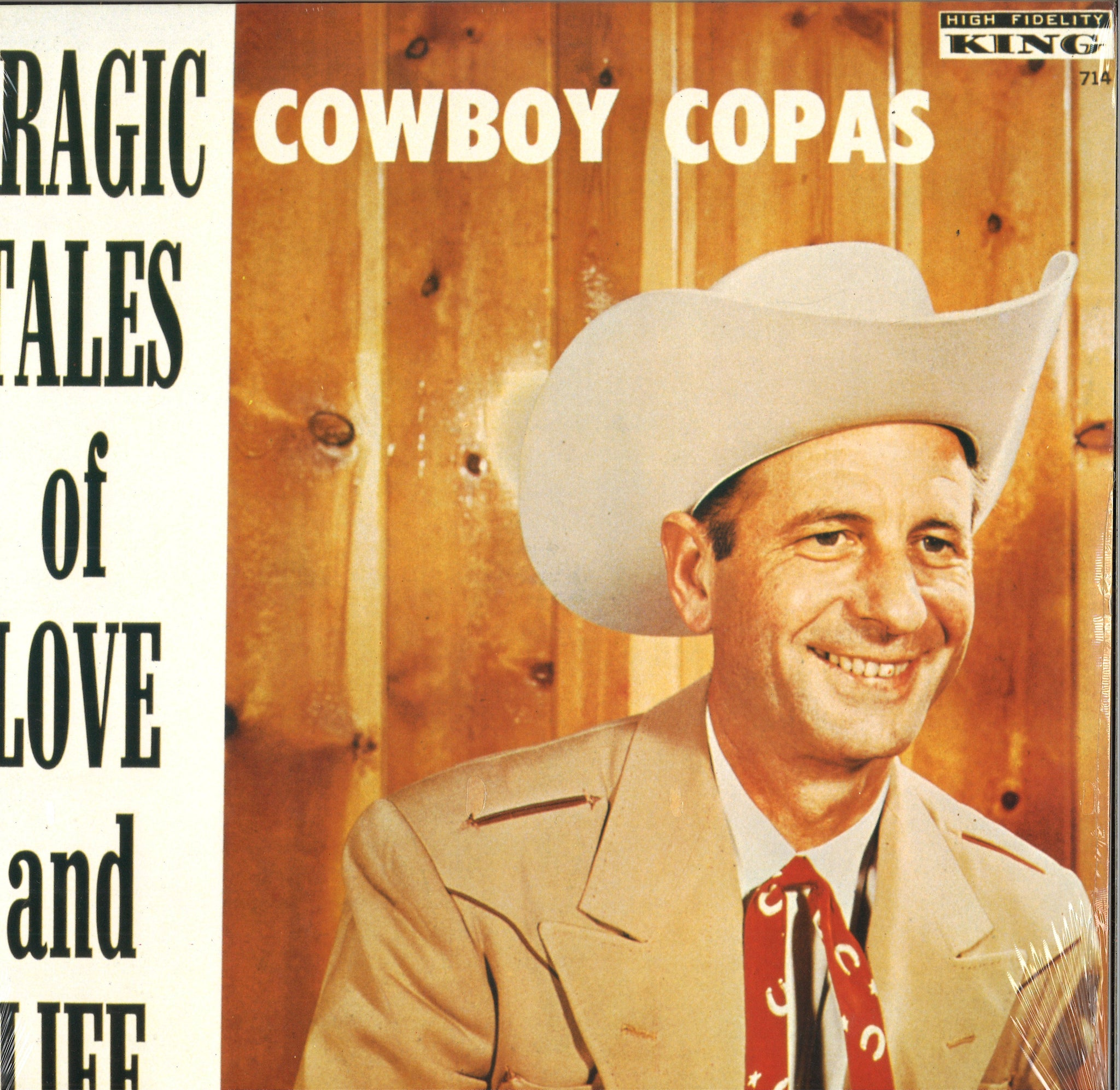 Cowboy Copas Tragic Tales Of Love & Life