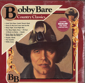 Bobby Bare Country Classics