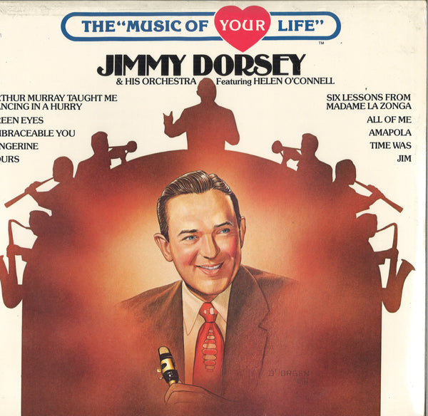 Jimmy Dorsey The Music Of Your Life
