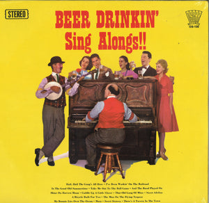 Various Artists Beer Drinkin' Sing Alongs!!
