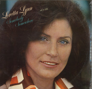 Loretta Lynn Somebody Somewhere