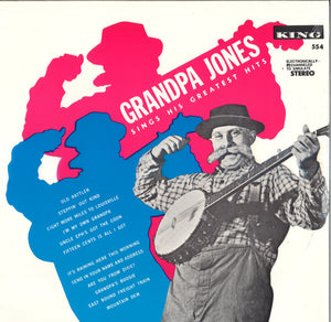 Grandpa Jones Sings His Greatest Hits
